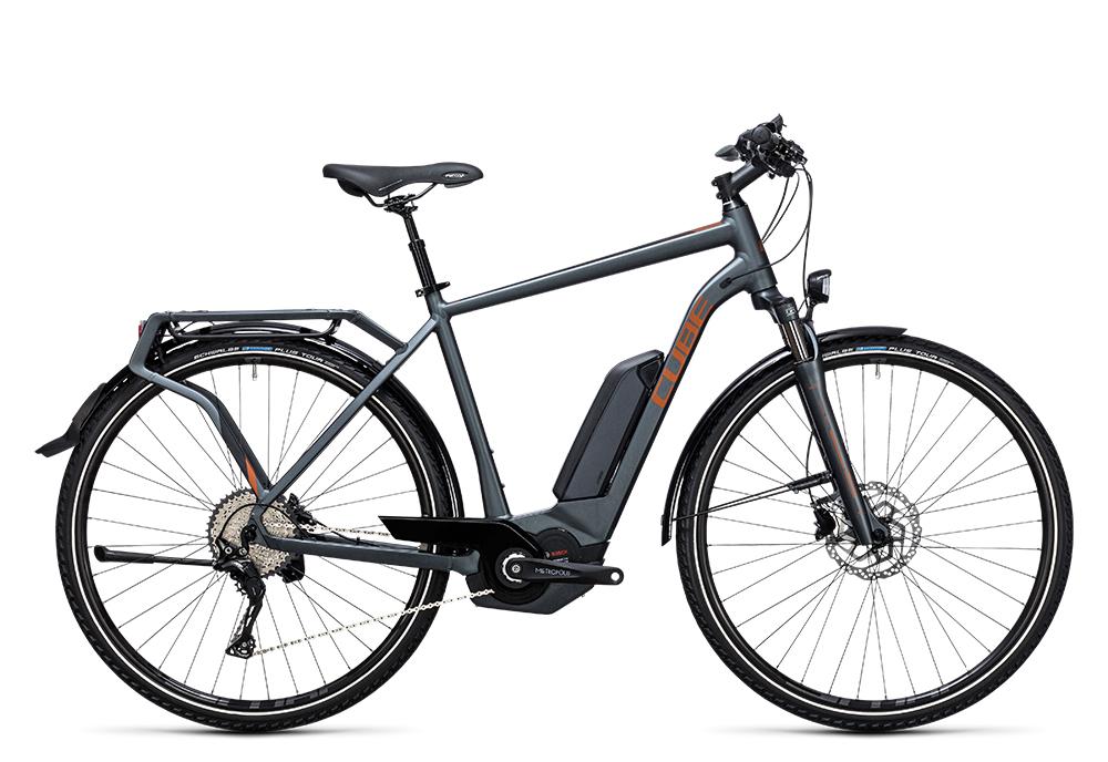 Cube Touring Hybrid Exc 500 grey´n´copper 2017 Größe: 50 cm - Bergmann Bike & Outdoor