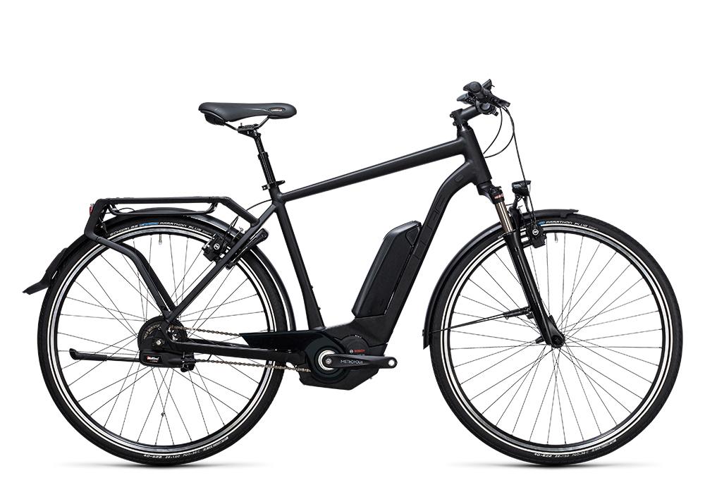 Cube Delhi Hybrid Pro 500 black edition 2017 Größe: 50 cm - Bergmann Bike & Outdoor