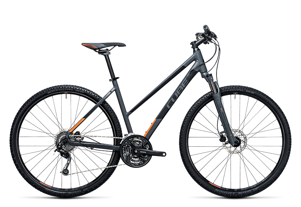 Cube Curve Pro grey´n´flashorange 2017 Größe: Trapeze 50 cm - Cube Bikes » Fahrrad kaufen im Cube Bike Store Fahrrad Shop