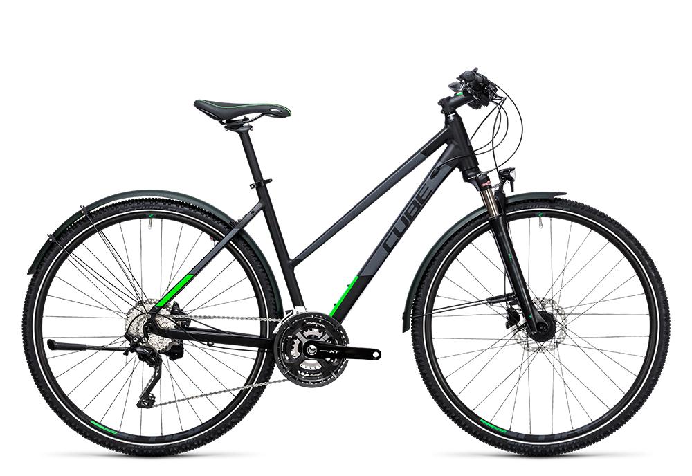 Cube Cross Allroad black´n´flashgreen 2017 Größe: Trapeze 50 cm - Cube Bikes » Fahrrad kaufen im Cube Bike Store Fahrrad Shop