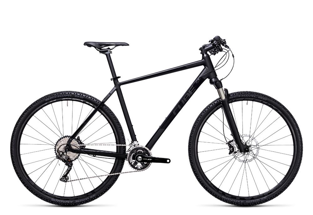Cube Tonopah SL black edition 2017 Größe: 46 cm - Bergmann Bike & Outdoor