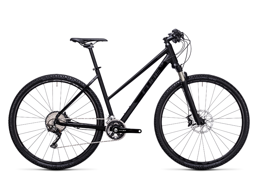 Cube Tonopah SL black edition 2017 Größe: Trapeze 46 cm - Bergmann Bike & Outdoor