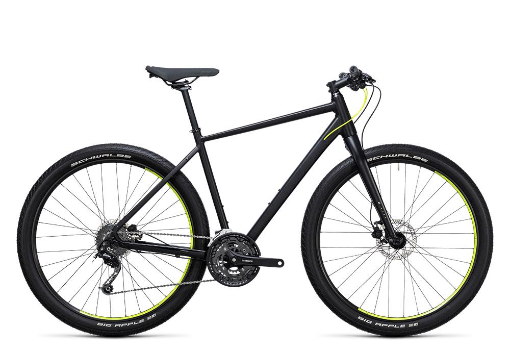 Cube Hyde black´n´flashyellow 2017 Größe: 46 cm - Bergmann Bike & Outdoor