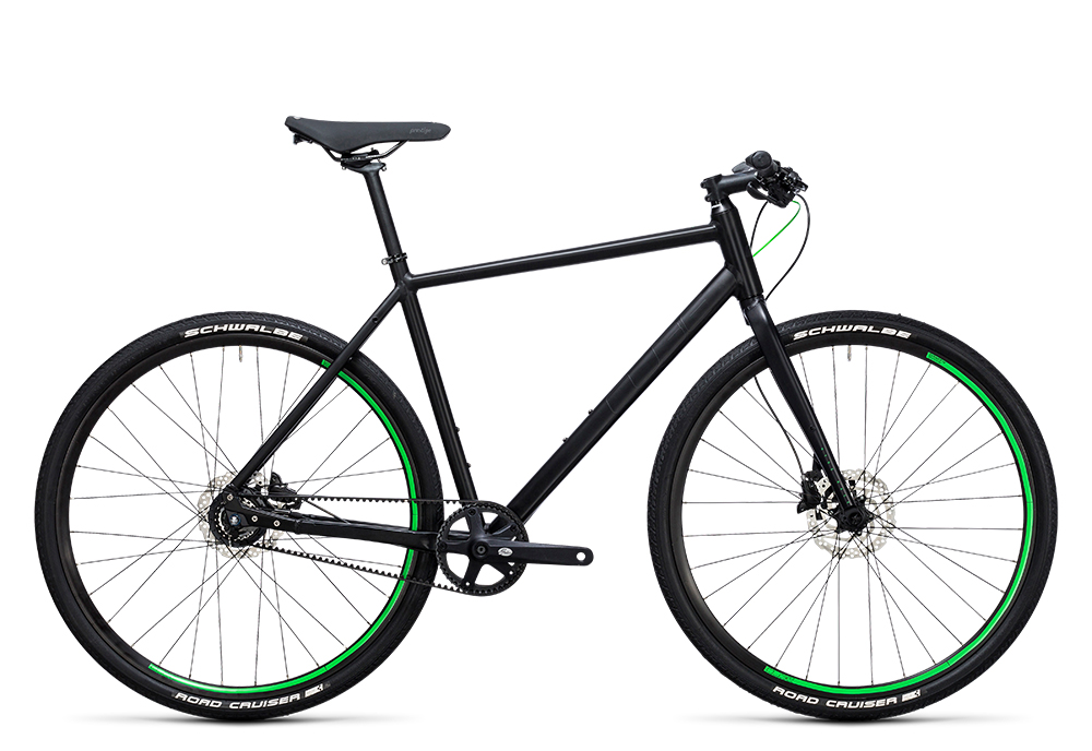 Cube Hyde Race black´n´flashgreen 2018 Größe: 50 cm - Cube Hyde Race black´n´flashgreen 2018 Größe: 50 cm