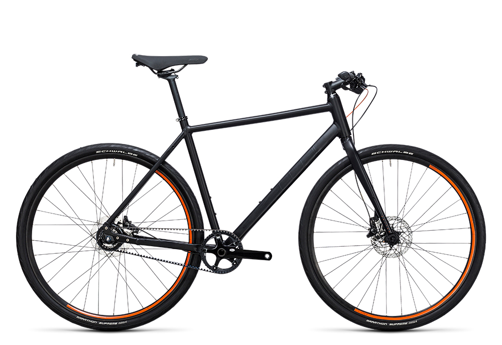 Cube Editor black´n´flashorange 2018 Größe: 50 cm - Cube Bikes » Fahrrad kaufen im Cube Bike Store Fahrrad Shop