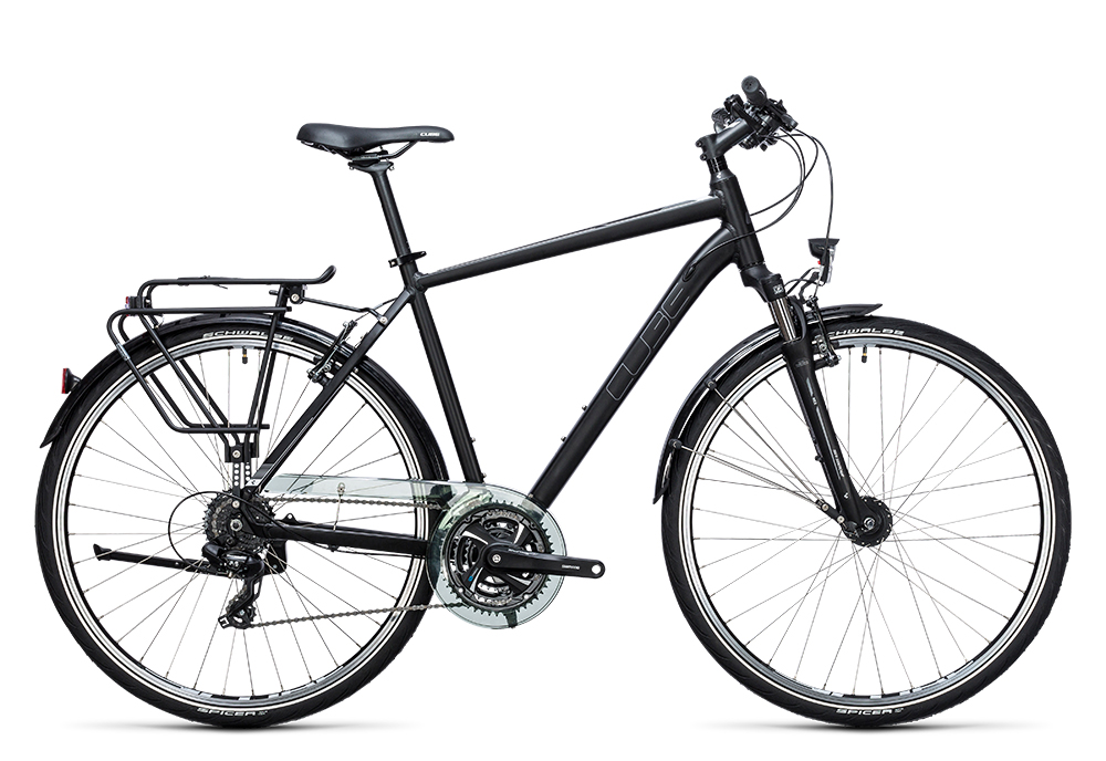 Cube Touring black´n´white 2017 Größe: 50 cm - Bergmann Bike & Outdoor