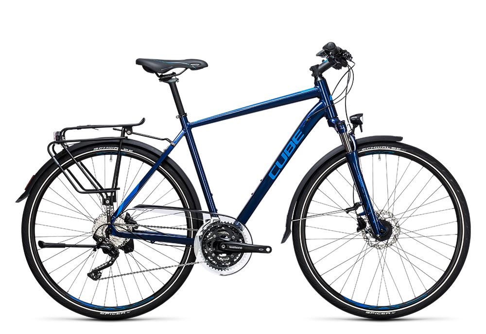 Cube Touring SL blue´n´blue 2017 Größe: 58 cm - Cube Bikes » Fahrrad kaufen im Cube Bike Store Fahrrad Shop
