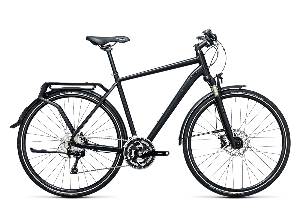 Cube Kathmandu black edition 2017 Größe: 46 cm - Bergmann Bike & Outdoor
