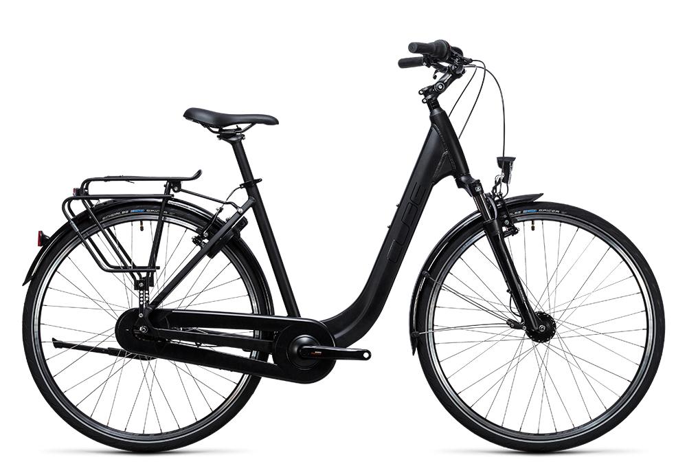 Cube Town Pro Comfort black 2017 Größe: Easy Entry 46 cm - Bergmann Bike & Outdoor