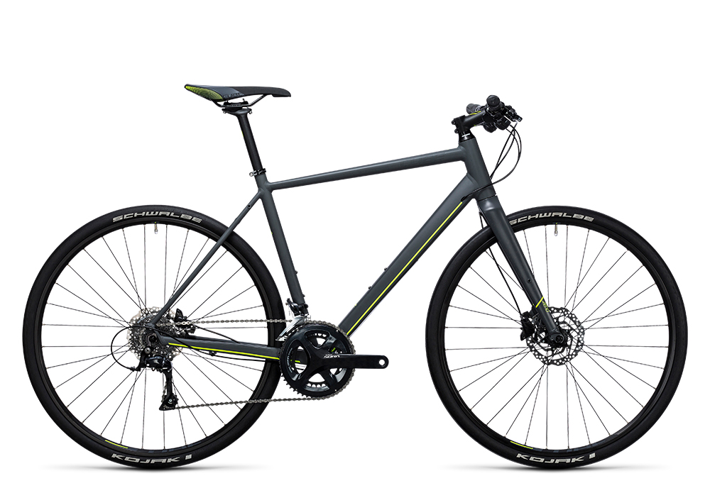 Cube SL Road Pro grey´n´flashyellow 2017 Größe: 53 cm - Bergmann Bike & Outdoor