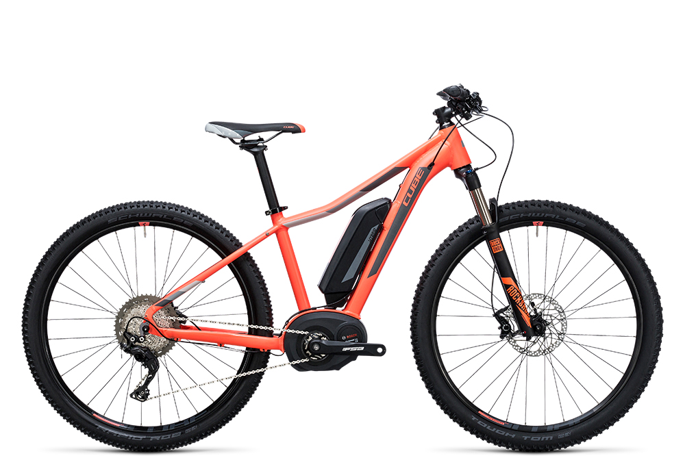 Cube Access WLS Hybrid Race 500 coral´n´grey 2017 Größe: 17´´ - Cube Access WLS Hybrid Race 500 coral´n´grey 2017 Größe: 17´´