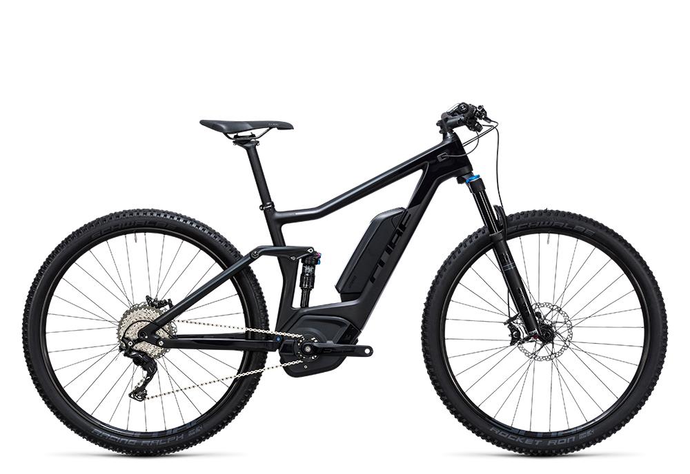 Cube Stereo Hybrid 120 C:62 SL 500 29 carbon´n´glossy 2017 Größe: 17´´ - Bergmann Bike & Outdoor
