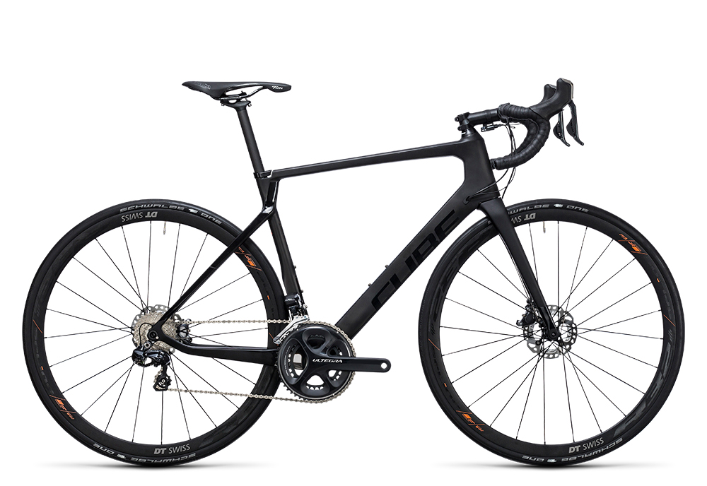 Cube Agree C:62 SLT Disc carbon´n´black 2017 Größe: 50 cm - Bergmann Bike & Outdoor
