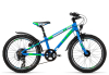 Cube Kid 200 Allroad blue´n´green 2016 Größe: 20´´ - Cube Bikes » Fahrrad kaufen im Cube Bike Store Fahrrad Shop