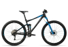 Cube Stereo 120 HPA Race black´n´blue 2016 Größe: 18´´ - Bergmann Bike & Outdoor